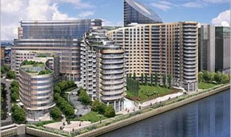 Development by Ballymore