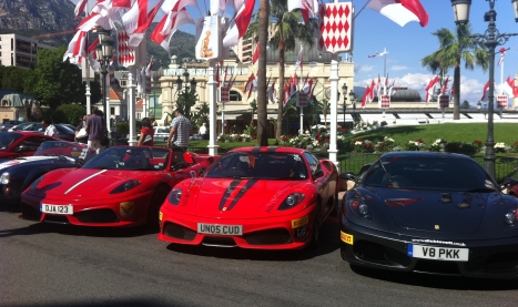 The Supercar Rally